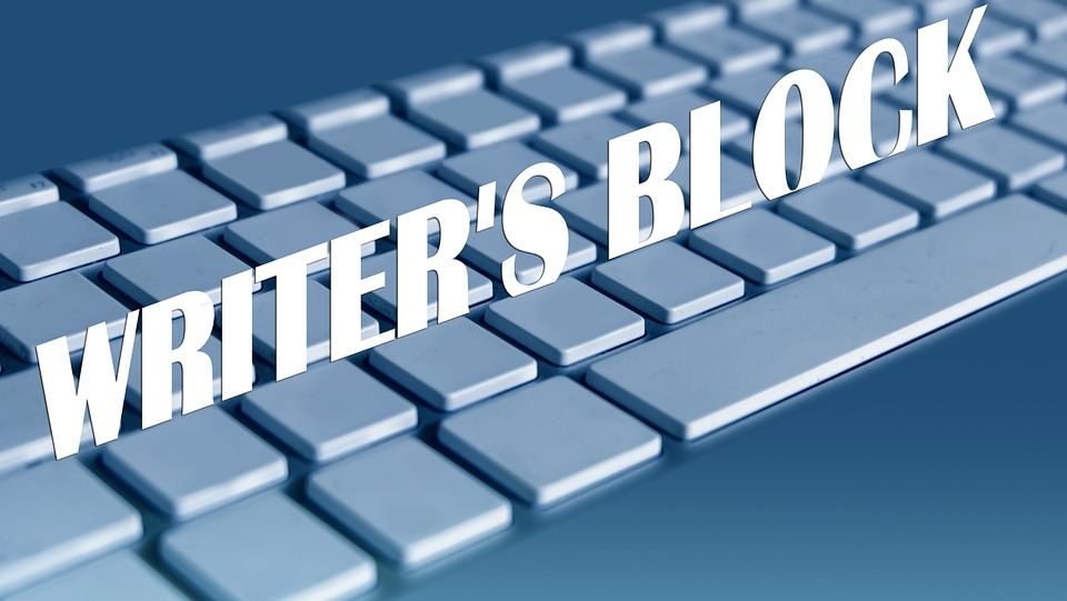 Writer's block en dan?